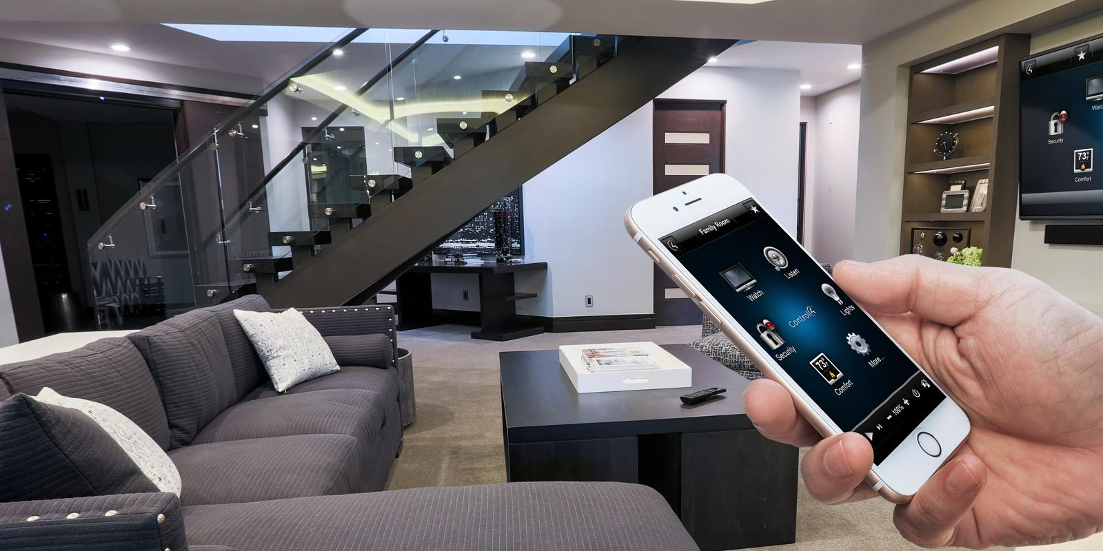 Preparing a new house for whole house smart lighting? Home