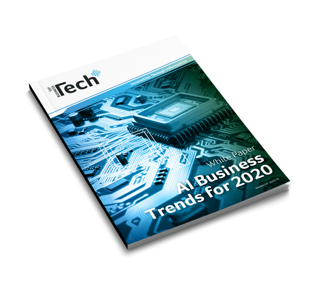 AI Business Trends, AI, AI Business Trends for 2020