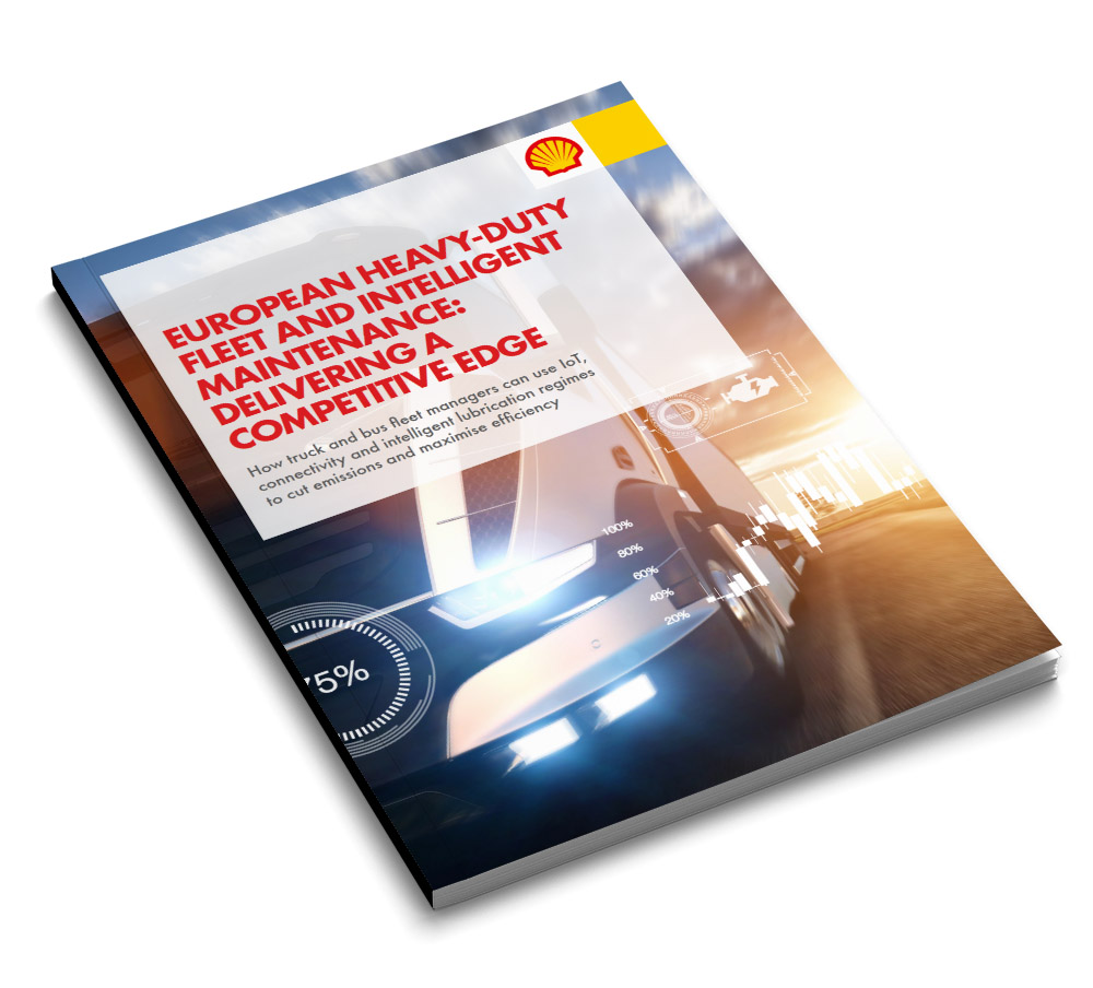 Driveline, Whitepapers, Shell Lubricants for Driveline: Fuelling a Productive Fleet