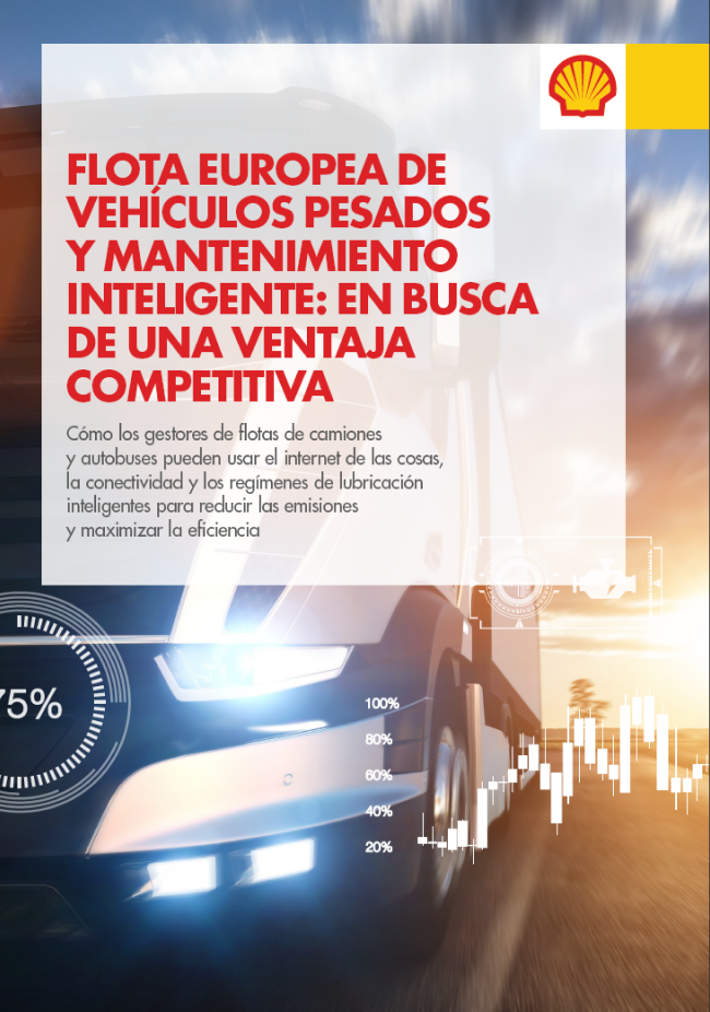 , Whitepapers, Shell Lubricants for Driveline: Cómo Abastecer Una Flota Segura Y Fiable