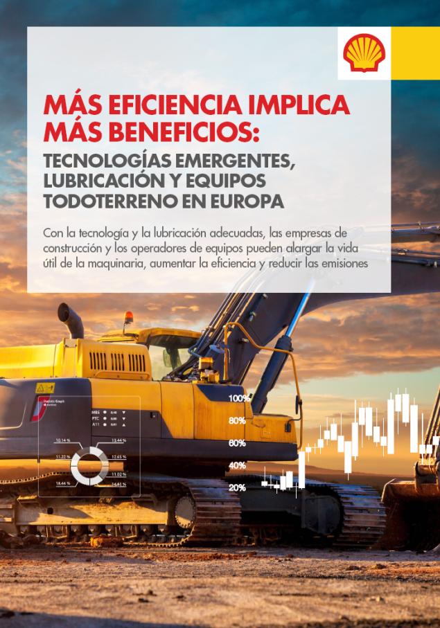 , Whitepapers, Shell Lubricants for Driveline: Más Eficiencia Y Menos Tiempo De Inactividad