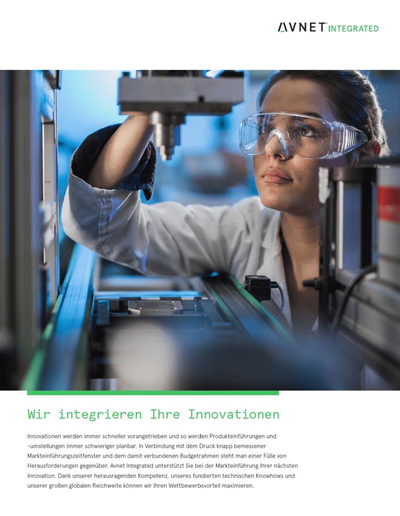 Innovation Germany, Whitepapers, Wir integrieren Ihre Innovationen