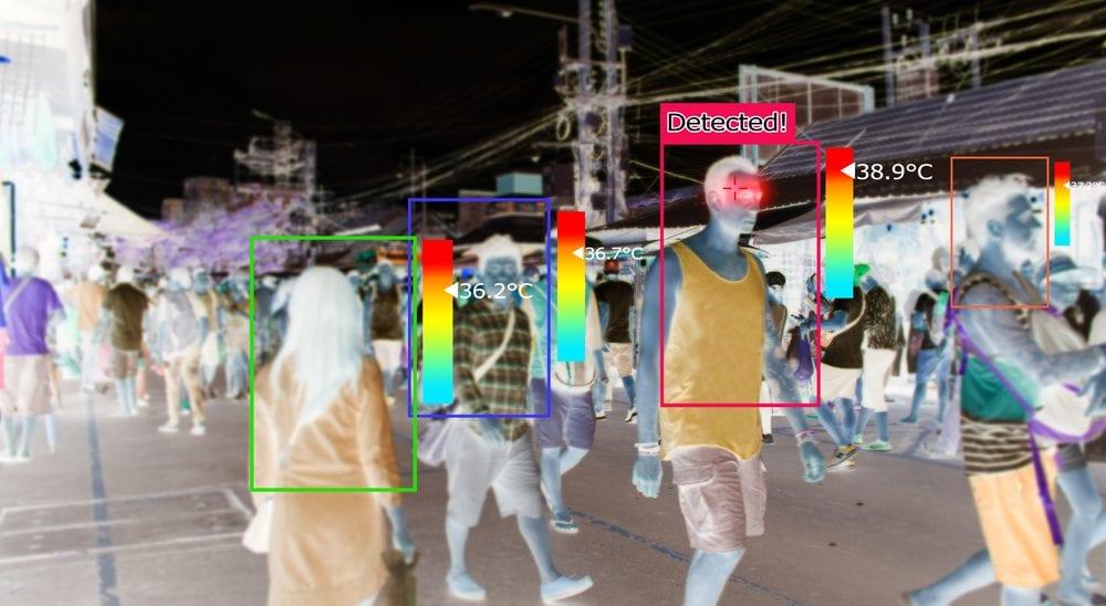 Computer vision detecting covid-19