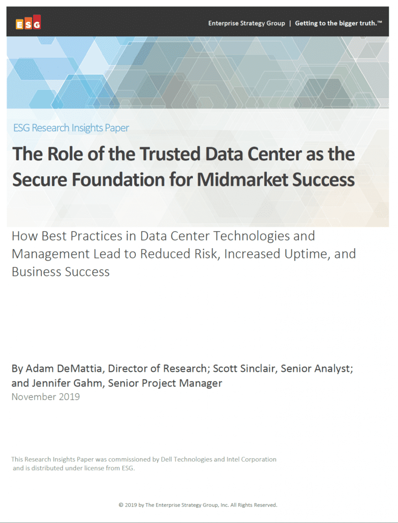 Equinix, , The Role of the Trusted Data Center as the Secure Foundation for Midmarket Success