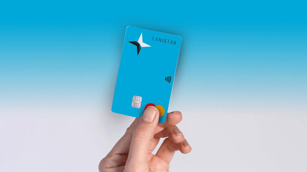 The Lanistar Debit Card