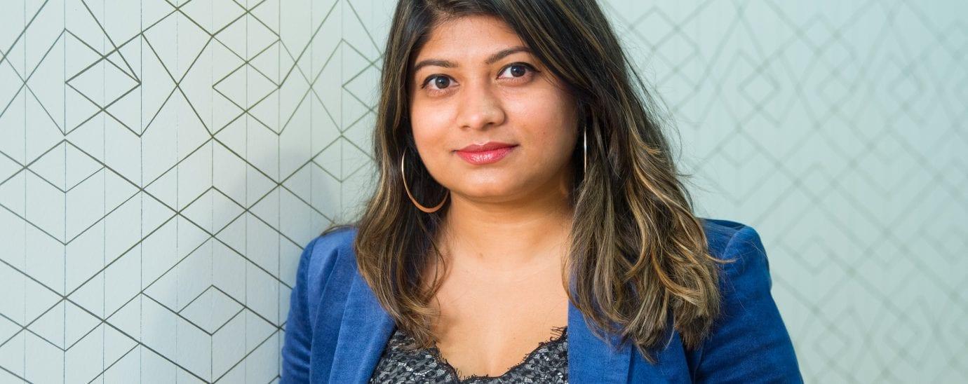 Joyeeta Das, CEO of Gyana