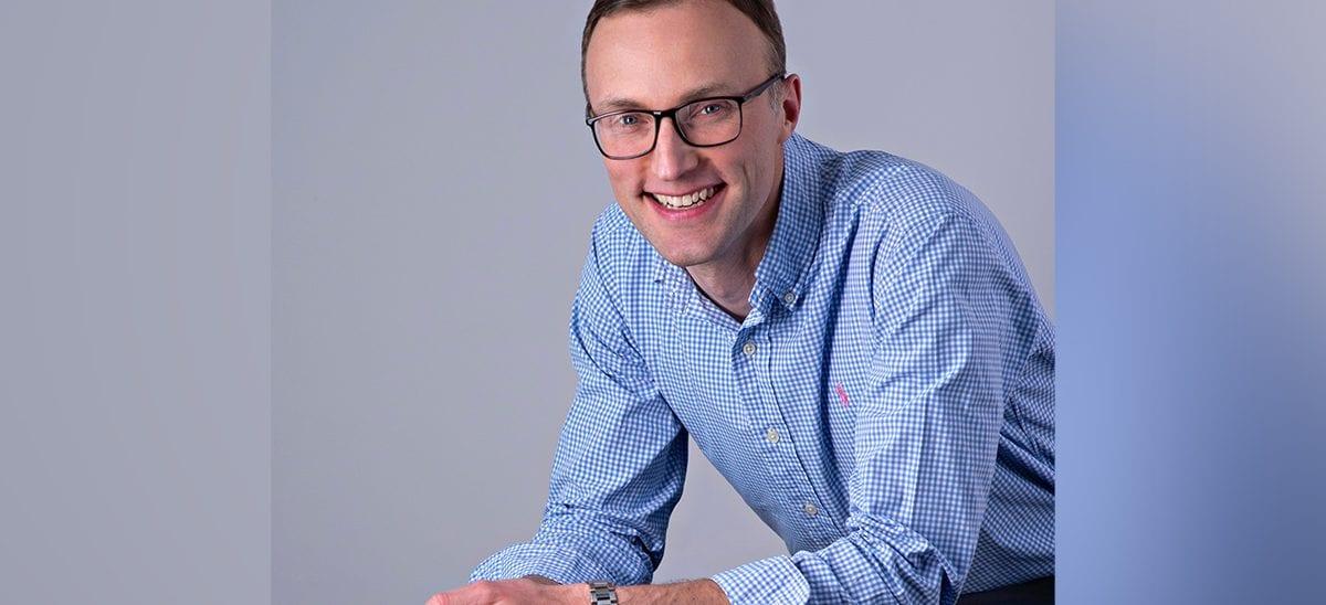 Neil How CEO of ten80