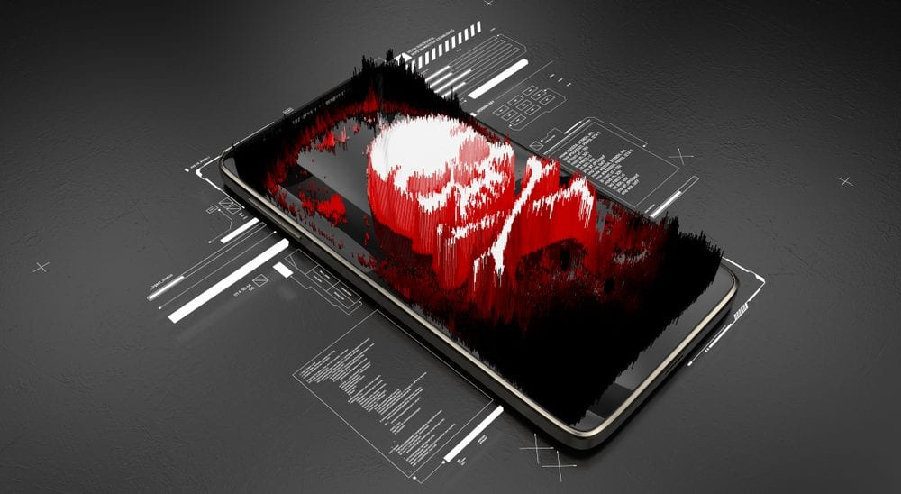 hacked device- data breach