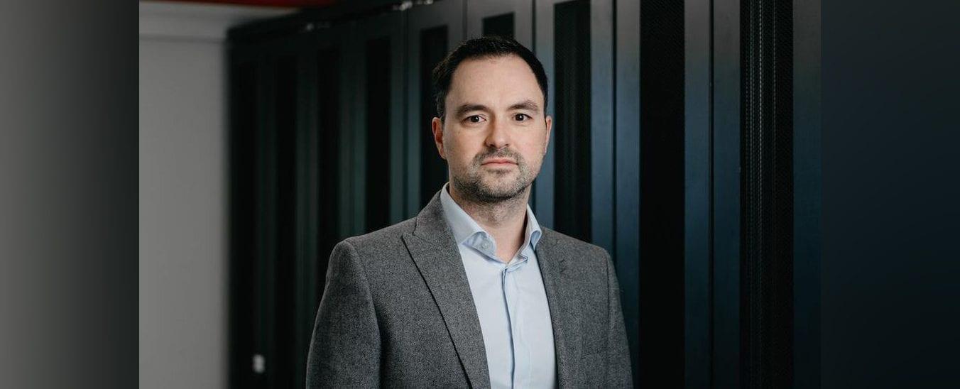 CEO of Cudo - Matt Hawkins
