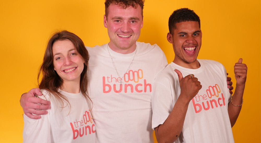 The Bunch Team Photo
