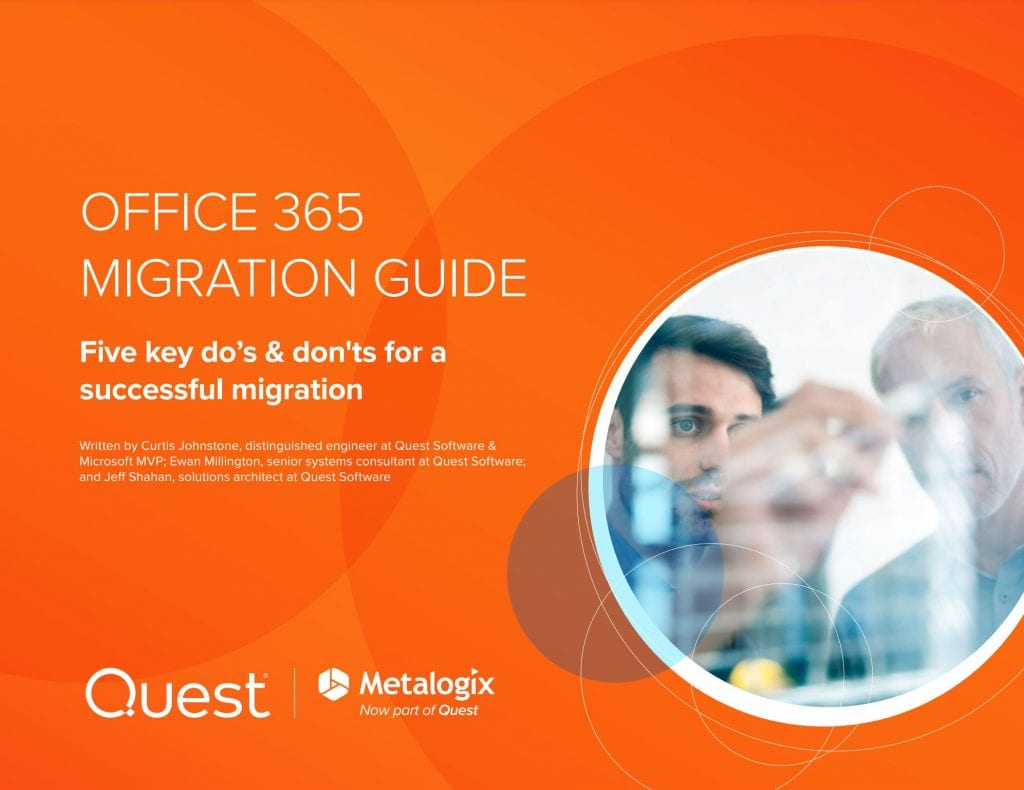 , Whitepapers, Office 365 Migration Guide