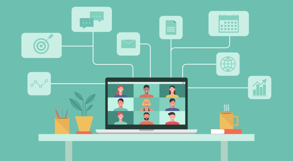 , Featured News, The benefits of a virtual conference