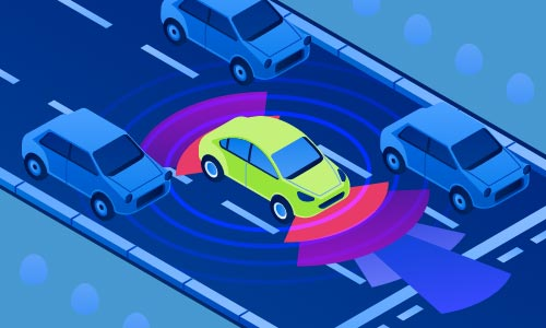 Pangyo Technovalley 1, Beyond Reality, Pangyo Technovalley 1 designates the pilot driving zone for autonomous vehicles