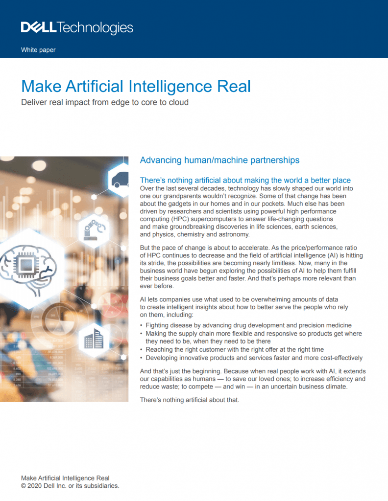 , , Make Artificial Intelligence Real