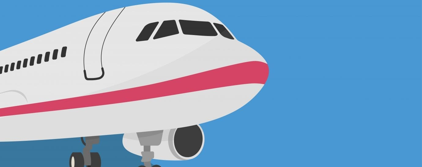 , Business, ticket to ride, differently: how safe flying depends on technology innovation