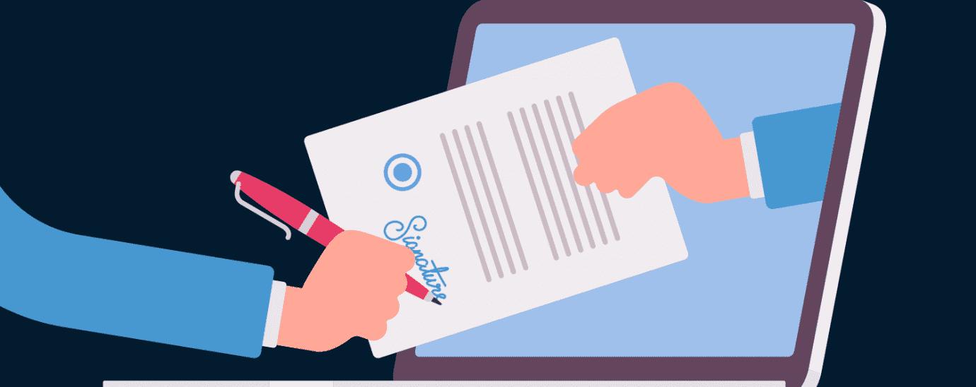 Digital Signature, Futurism, The rise of the digital signature market
