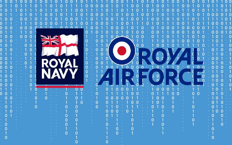 RAF, News, Royal Air Force and Royal Navy select Pega's low-code software for digital transformation
