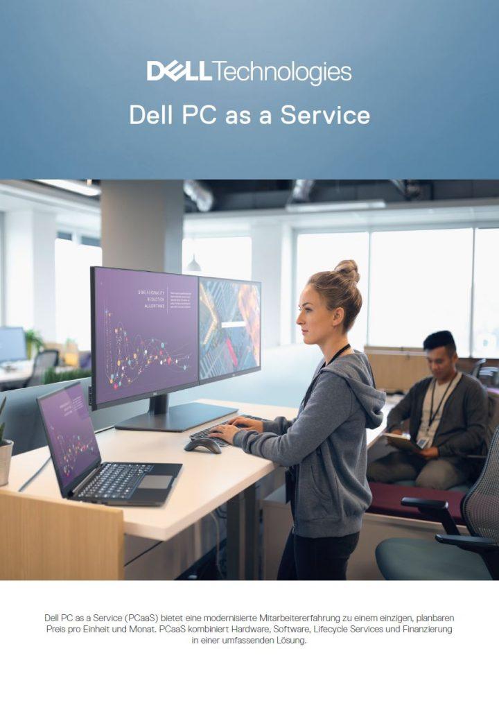 Dell, , Dell PC as a Service