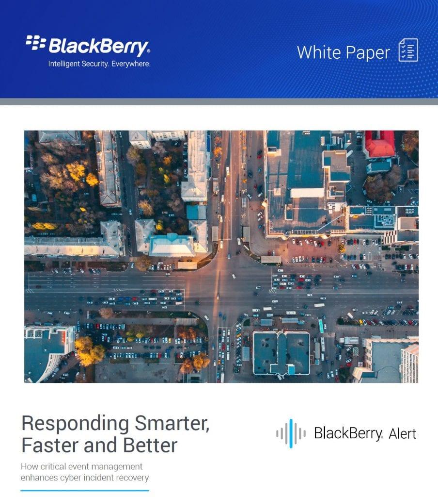 5G, , Responding Smarter, Faster and Better