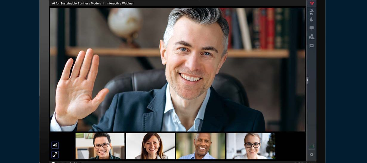 BlueJeans, Leadership, BlueJeans by Verizon reimagines virtual events