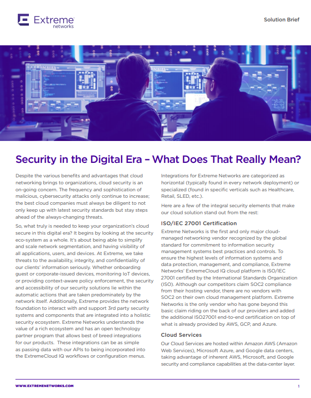 Dell, , Security in the Digital Era – What Does That Really Mean?